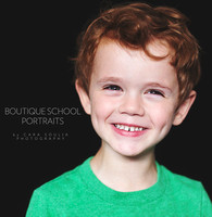 school portrait promo